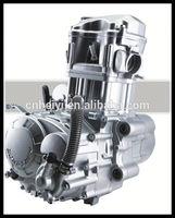 200cc Chongqing Lifan 200cc Water-Cooling 3 Wheel Motorcycle Engine