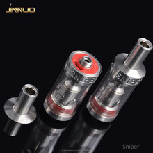 air control valve electronic cigarette tanks ,6ml volume,0.5ohm coil resistance