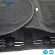 gym equipment back and bule shapers posture back belt/brace to protect stomach