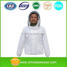 Apicultura jaqueta com capuz roupas de proteção