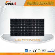 Best Price Top Quality Wholesale 315w Mono Widely Used Solar Panel