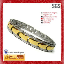 3000 gauss magnets keep you health energy silicone bracelet for basketball