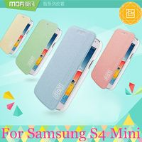 High Quality!Silk pattern Leather case for Samsung Galaxy S4 SIV mini i9190 New Luxury Phone Bag Covers,free shipping
