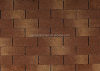 2015 3-tab adhesive asphalt roofing shingles roof tiles in china
