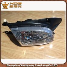 Head light Headlamp Driver side LH Fits 98-99 Accent OEM: R 92102-22310 L 92101-22310