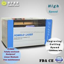 15mm mdf Laser Rubber Sheet cutting machines price 1490 (1400X900MM)