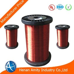 High Quality 0.03mm Thermal Class 180 Copper Enameled Wire With Manufacturer Price