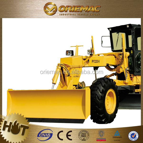 Hot Sale Good Quality Changlin 724mh Motor Grader Small