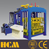 QT8-15 fully automatic hydraulic cement hollow block machine
