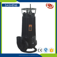 WQ Series high head Sewage Submersible Pump for dirty water