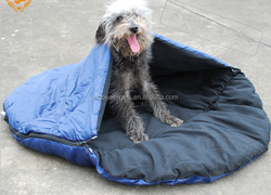 Dog sleeping bag Round Dog mat Pet bed