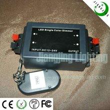 5v/12v24v optional remote controller led dimmer