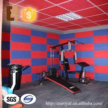 Long Useful Life Sound Insulation Materials for Gym