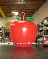 big giant inflatable apple