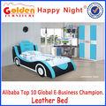 Cama de criança 02# golden móveis tamanho único ônibus crianças cama de beliche