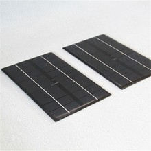 High efficiency 195x120mm 9v 3watts mini monocrystalline silicon solar panels