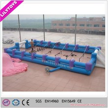 Inflatable soccer pitch/ Mini soccer stadium / Football inflatable footbal arena
