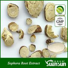 100% natural matrine powder bitter sophora root extract powder