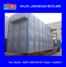coal fired horizontal chain grate thermal oil boiler