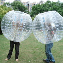 Hot Selling Human Sized Soccer Bubble Ball/Inflatable Bumper Ball for Adult and Kid/Hamster Ball for Sale