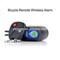 Nova melhor qualidade anti- roubo bicicleta de segurança eletrônica sem fio do alarme com controle remoto para a bicicleta