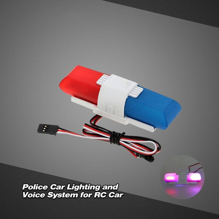 911013-Police Car Lighting and Voice System with 8 Kinds of Flashing Mode for RC Car-2_05.jpg