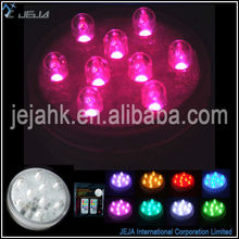 Asian wedding decorations remote controlled led light waterproof led light