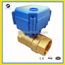 DC5Voltage electric shut off valve for industrial mini-auto equipment, Small equipment for automatic control