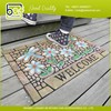 Excellent material factory directly provide plastic door mat