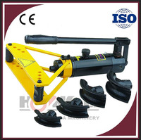 HHW-1A hydraulic flat bar bending machine with CE