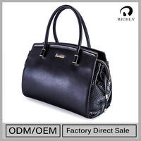New Arrival Best Quality Factory Direct Price Leather Handbag Patterns Free