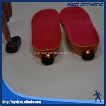 footcare Diabetic podiatry insoles,diabetes, eva,active carbon insoles