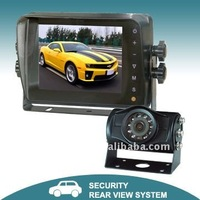 5 inch vehicle security camera system, Car rear viewer