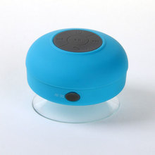NEW PRODUCTS 2014 High Quality Top Seller Shower Bluetooth Speaker Waterproof