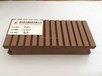 Top Quality Hollow Anti-UV wpc interlocking decking tiles, Outdoor Terrace Decking, WPC Board