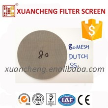 recycled plastic granule/pellets using stainless steel screen, cutting discs, woven cloth