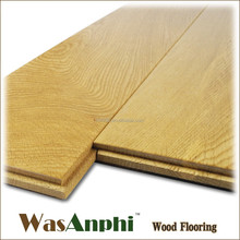 High-Quality Oak Solid Wood Flooring By Foshan Factory