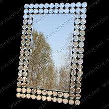 Frameless Fashion Bathroom Mirror for Decor