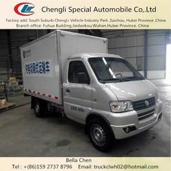 High Quality Electric Cargo Van, CHINA Brand KAMA Electric Mini Van for sale