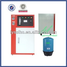 Company use high flow 5 stages ro purified water machine