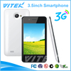 New product dual sim cheap mtk 6572 3.5inch dual core android cell phone camera