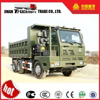 China WERO 30t 6*4 Volvo Mine Dumper