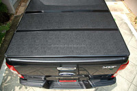 Newest design high quality high quality hard tri-fold pick up tonneau cover