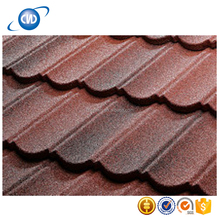 GKR-NC43 Wholesale Classical Stone Coated Metal Roofing Tile