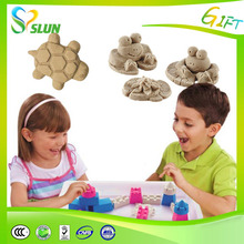 Factory direct magic modeling sand, motion sand, smart sand for fun