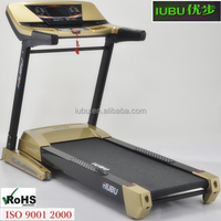 Pro fitness treadmill for home exercise