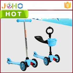 2015 Cheap three wheel scooter car for kids for sale
