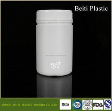 300ml plastic protein powder / pp 300ml plastic pill bottle / plastic drug bottle and powder jar