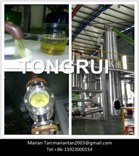 2014 Hot Sale Used Engine Oil/Waste Motor Oil Regeneration Distillation Plant