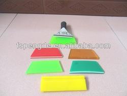 soft rubber scraper for printing T-shirt